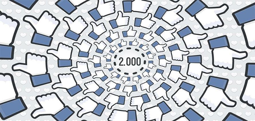 Siamo più di 2000, amiche e amici !!