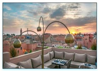 foto a Marrakech