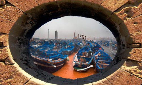 Gita a Essaouira da Marrakech