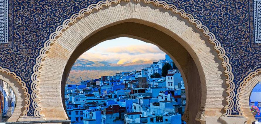 Gita giornaliera da Fez a Chefchaouen