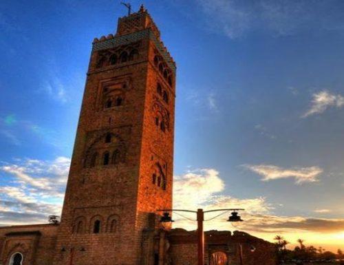 Koutoubia di Marrakech