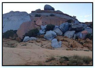 Painted Rocks Tafroute