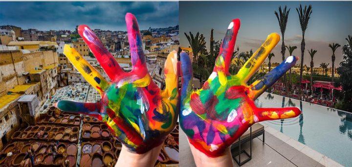 Marrakech o Fez