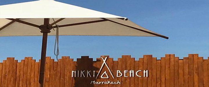 Nikki beach Marrakech