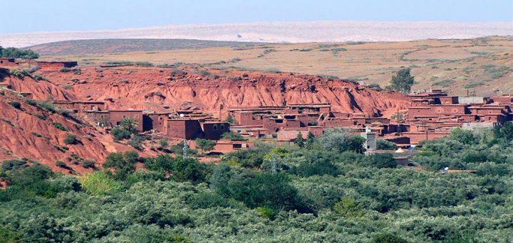 Valle du Zat