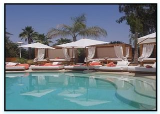 Piscine Marrakech