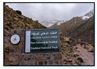 Jbel Toubkal Marocco