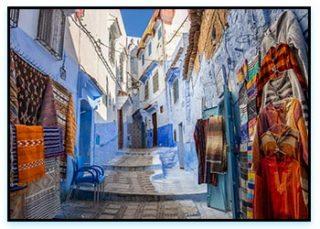 Come andare da Tangeri a Chefchaouen