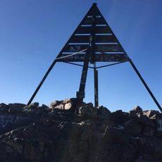 Jbel Toubkal la montagna più alta del Nord Africa