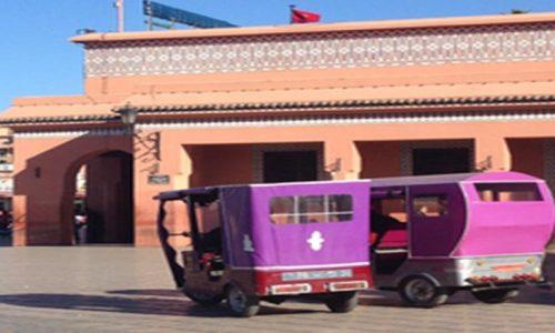 Giro di Marrakech in Tuk Tuk