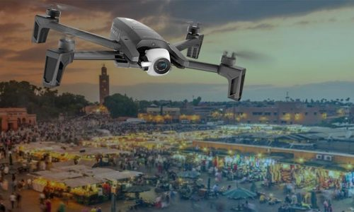 Portare un drone in Marocco
