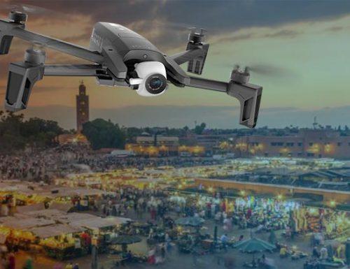 Drone in Marocco – si può portare in una vacanza ?