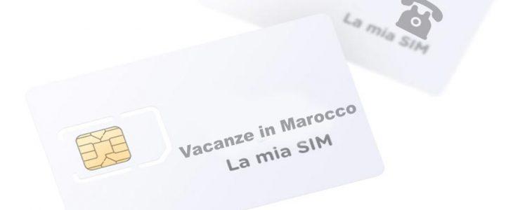 Usare il telefono in Marocco