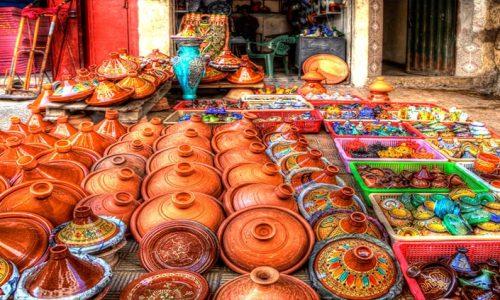 L'arte di contrattare in Marocco