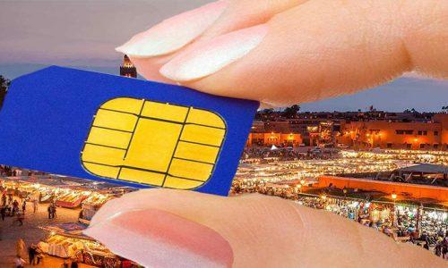 Marrakech sim card consigliate