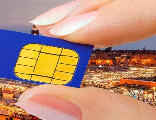 Sim card consigliate a Marrakech