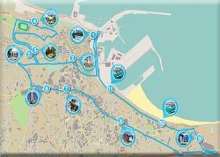 Bus turistico Tangeri