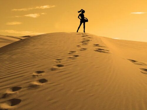 Donne sole in viaggio Marocco