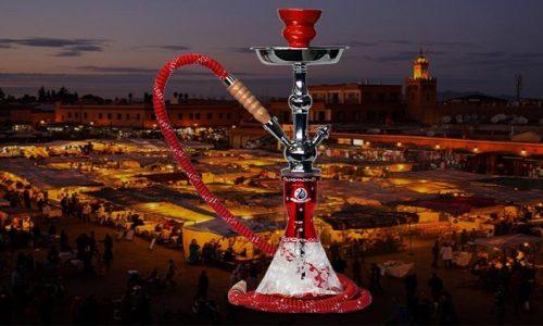 Dove fumare il Narghilè a Marrakech