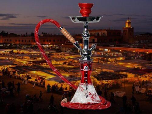 Narghile a Marrakech
