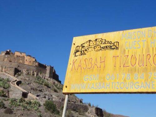 Kasbah di Tizourgane
