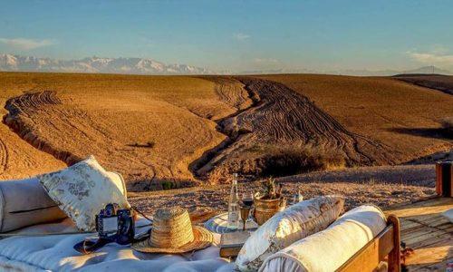 Tour di 2 giorni nel deserto Agafay