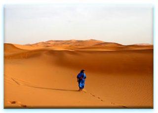 I due deserti del Marocco: Erg Chebbi e Erg Chegaga